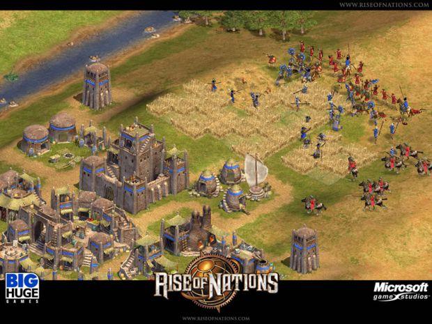 Rise of Nations v1.03
