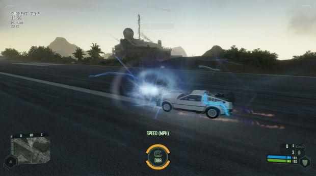 DeLorean version 1.0