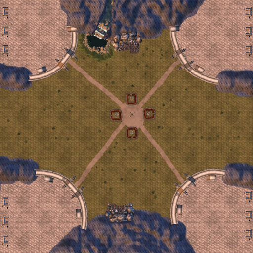 Battle Front (4) Lotr Bfme2