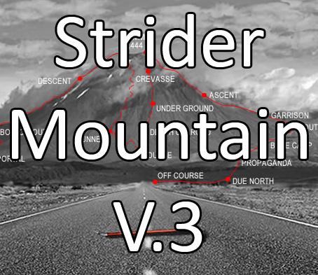(NEW) Strider Mountain Version 3