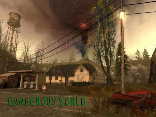 DangerousWorld - full v1.13 SK
