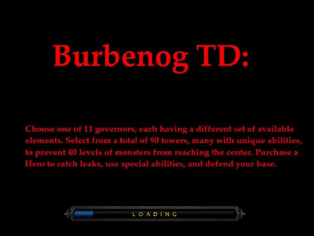 Burbenog TD  Map Pack
