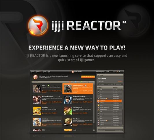 ijji Reactor