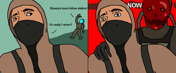 STALKER Return to the Zone
