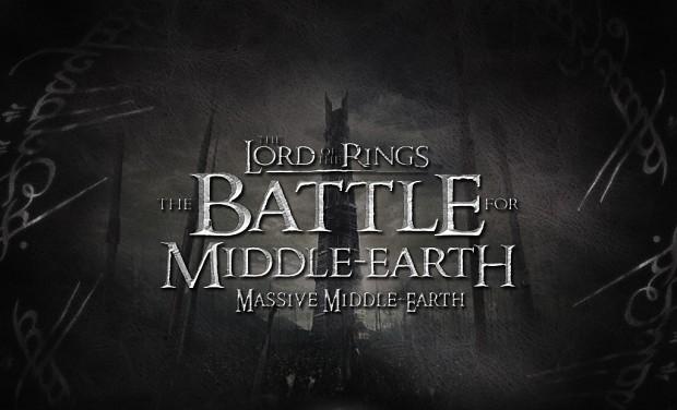 Massive Middle Earth Beta 2.0