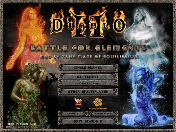 Battle for Elements 1.70 (launcher edition)