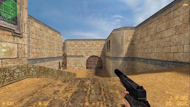 Silenced Glock 18 for CS:CZ