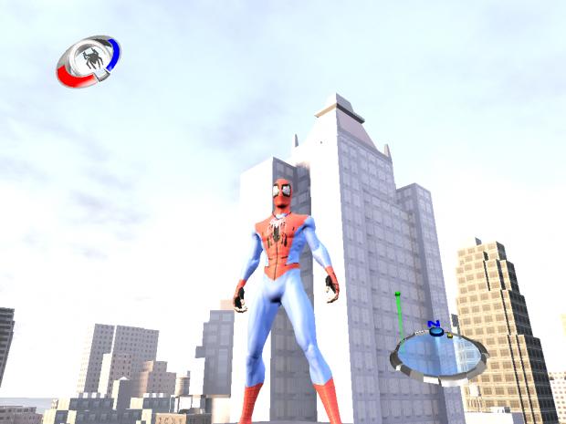 Spider Man Homemade