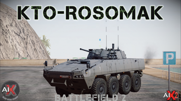 KTO-Rosomak and Textures Pack