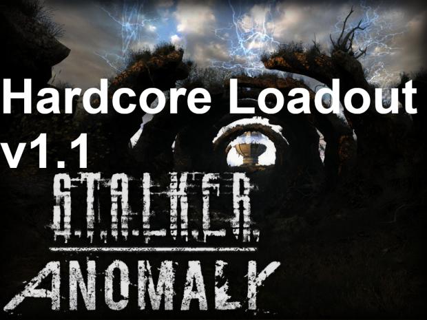 Hardcore Loadout v1.1