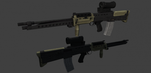 L86A2 on Oden Animations