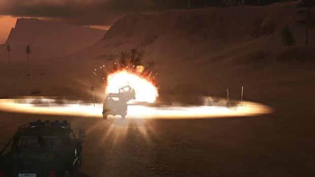 afghan toyota police car