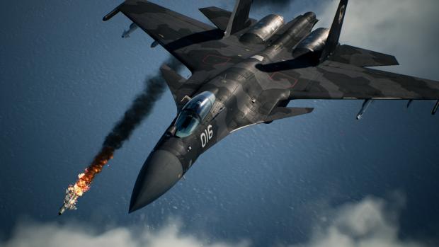 Su-37 Terminator - Razgriz