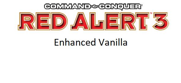 Red Alert 3 - Enhanced Vanilla 1.07b