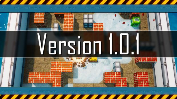 Battle City Remake Ver 1.0.1