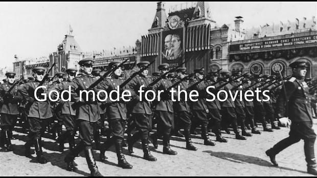 Soviet god mode (Old)