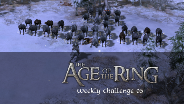AotR: Weekly Challenge 05 - The Shaman's Beasts