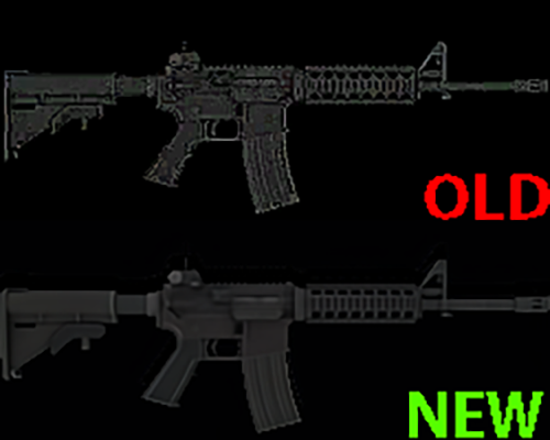 Weapon Icon Replacement v1.0 U4H8