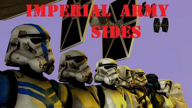 Imperial Army Sides 1.0