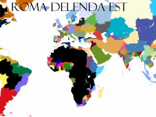 Roma Delenda Est minor patch