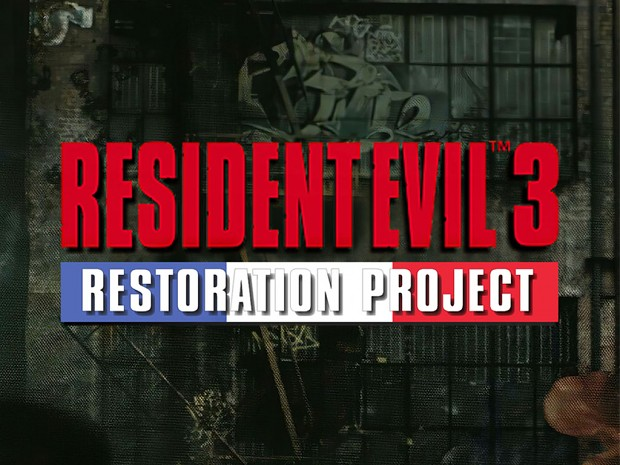 (PC) RE3 Restoration Patch (French version)