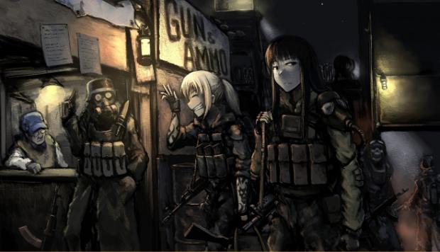 Play as a Female Stalker! v.1 beta