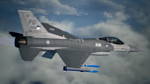 F-16C -Mage 1 Custom-
