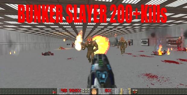 Doom II Bunker Slayer 200+Kills (PB compatible)