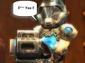 Rude Crash Bot (and model)