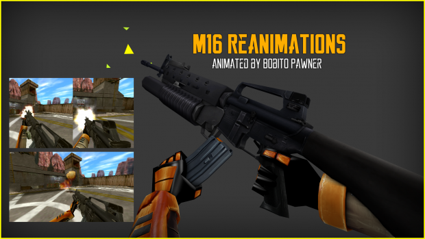 M16 Reanimations (Released)