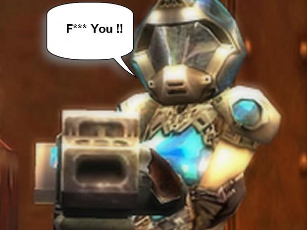 Rude Crash Bot
