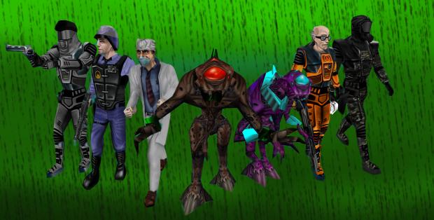 Improved Models Pack for POV!
