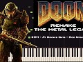 E1M1   Doom Remake   The Metal Legacy   V1.3 preview