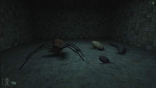 Halloween creepy crawlies prefabs pack 1