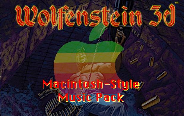 Wolf3D Macintosh-Style Music Pack