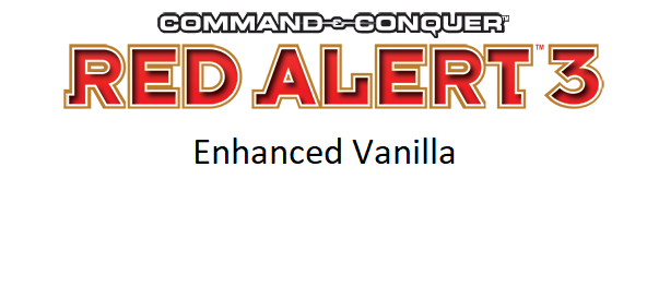 Red Alert 3 - Enhanced Vanilla 1.12b