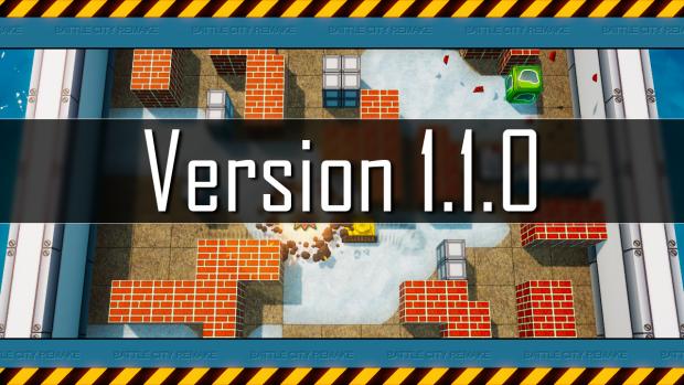 Battle City Remake Ver 1.1.0