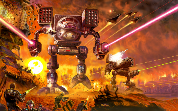 MechCommander: Lostech - Release v031
