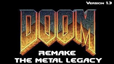 Doom Remake - The Metal Legacy - V1.3