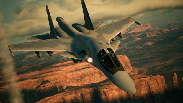 Su-34 Fullback - Air Superiority Grey