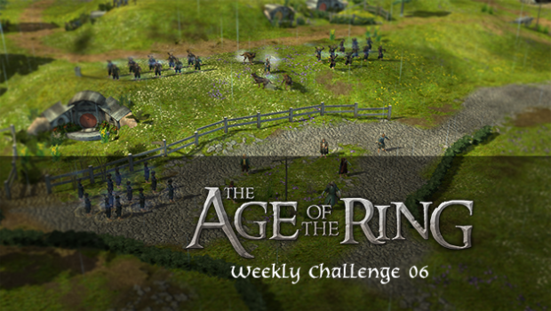 AotR: Weekly Challenge 06 - Scouring of the Shire