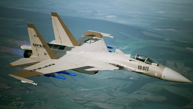 Su-37 -Erich Jager-