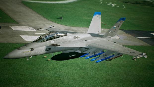 F/A-18F -Echo2-
