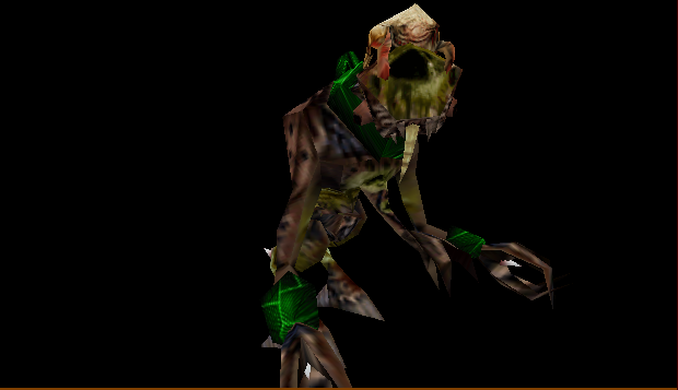 Vortigaunt zombie