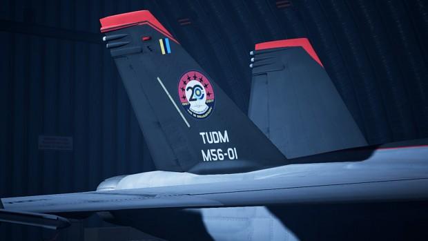F/A-18F -RMAF 20th Anniversary-