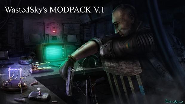 WastedSky's Modpack V.1