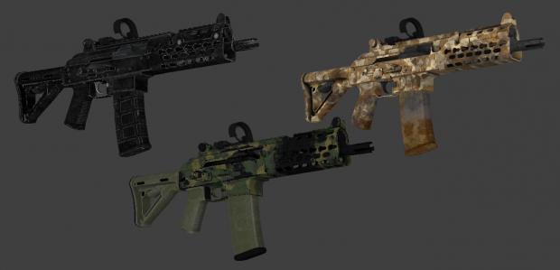 Sarv's Custom AK on Source animations