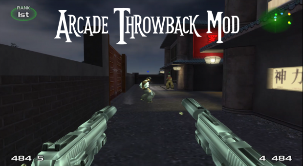 TS2 Arcade Throwback Mod