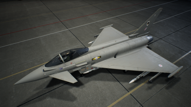 No. 11 Squadron ZJ912
