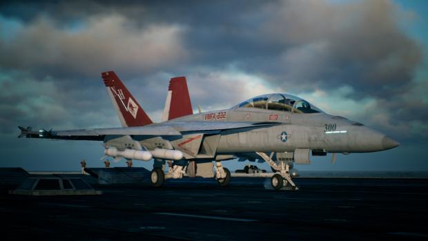 VMFA-232 F/A-18F